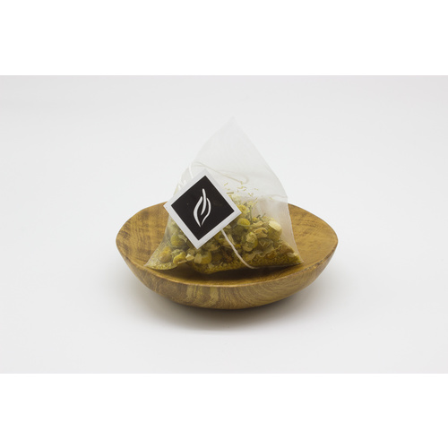 Chamomile Tea Organic Cafe Pack (100 Pyramid Teabags)