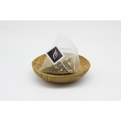 Green Chai Tea Organic Cafe Pack (100 Pyramid Teabags)