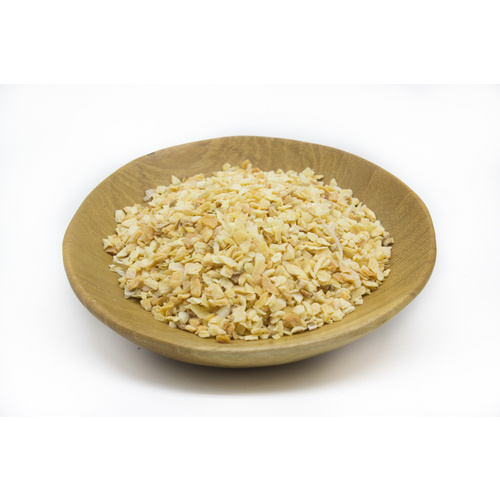 Garlic Granules ROASTED Organic